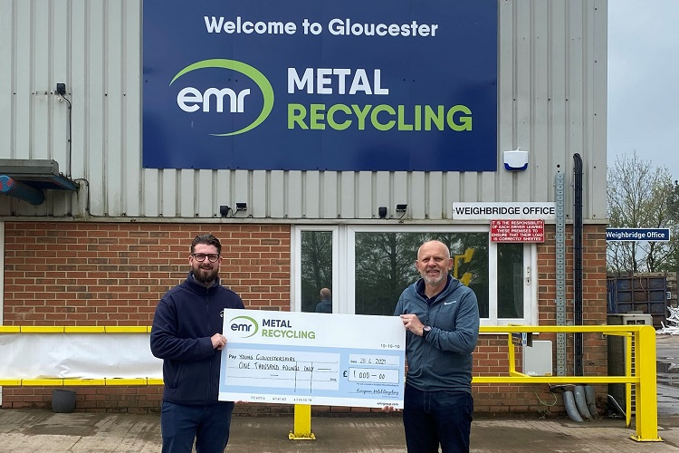 EMR Gloucester welcomes partnership to aid disadvantaged youth
