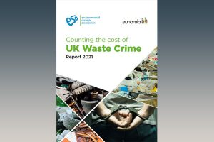 Waste crime costs England nearly a billion pounds a year