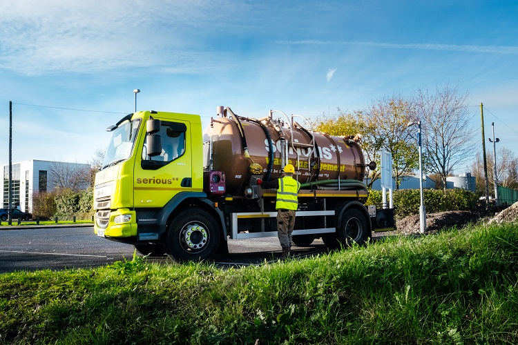 Waste management firm Serious completes management buy-out