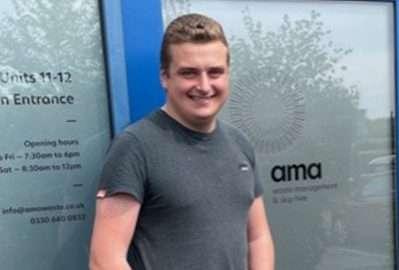 July's Skip Hunk: John Pesci from AMA Waste