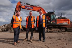 Scott Bros invest £4m in developing country's largest 'urban quarry'