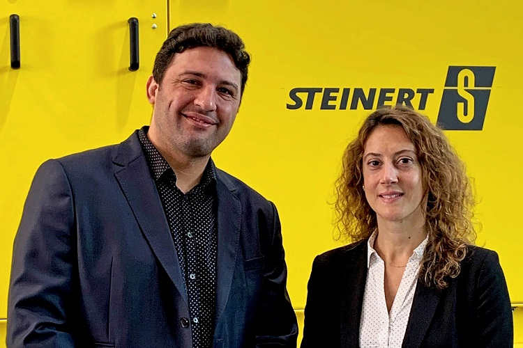 STEINERT steps up activities in France
