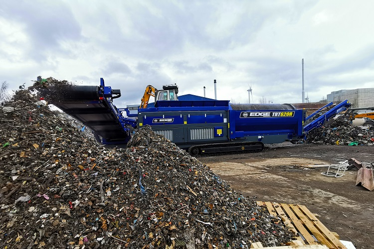 The new EDGE TRT620R – All the expected benefits of 620 Class Trommel and more
